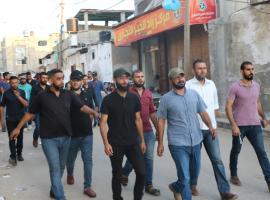 الذكري السنوية الأولى لاستشهاد الشهيد مروان خطاب