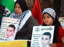 هيئة الأسرى تحذر من خطورة حالة الأسير المضرب محمود الفسفوس