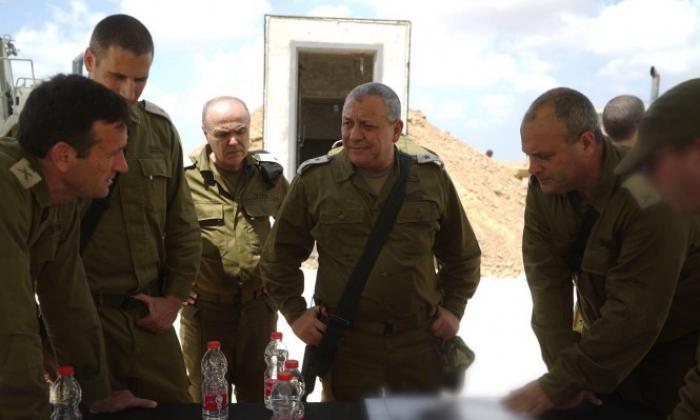 العدو  لن يكون هناك هدوء مطلق مع قطاع غزة