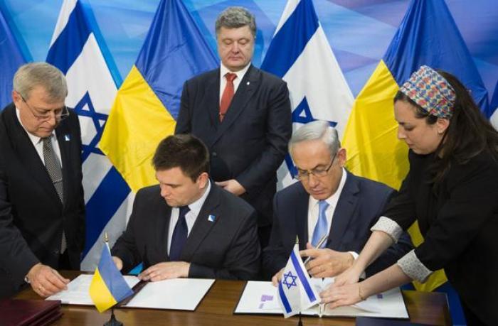 أوكرانيا ستفتح مكتب تمثيل ديبلوماسي لها في القدس المحتلة